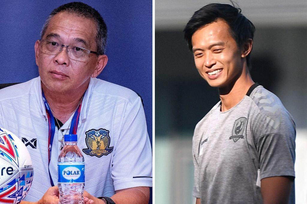 Hougang, Tampines lanjutkan kontrak ketua jurulatih