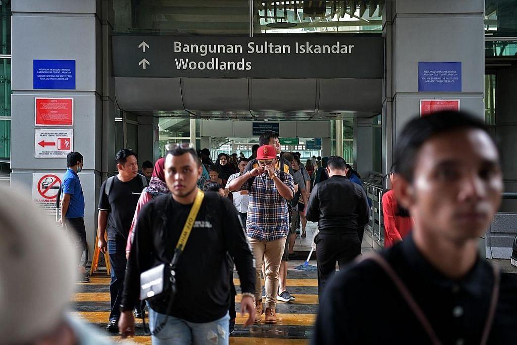 ICA: Latihan kecemasan di pusat pemeriksaan Johor dekat Koswe malam ini, kesesakan dijangka