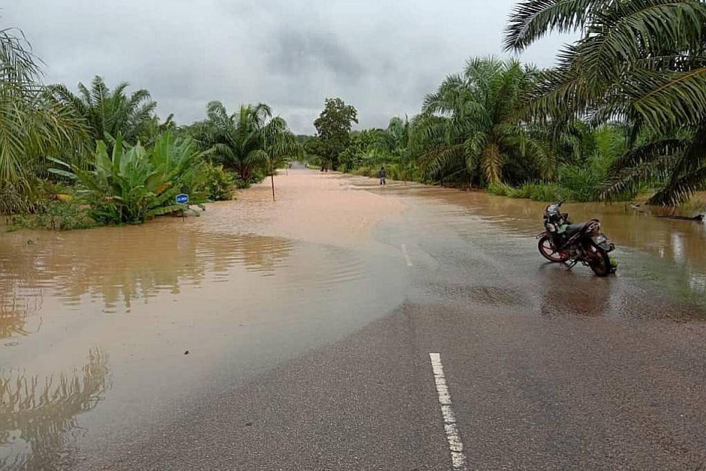 Gelombang bah kedua dijangka di Johor