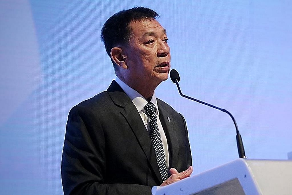Chris Chan ketua badan baru sukan elektronik dunia
