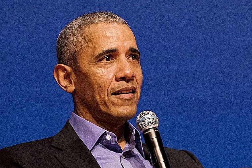 Obama: Dunia kini hadapi krisis kepimpinan, kewarganegaraan