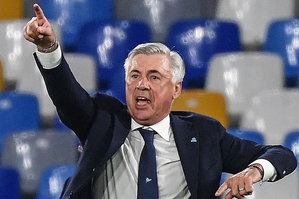 Ancelotti mungkin pimpin Everton?