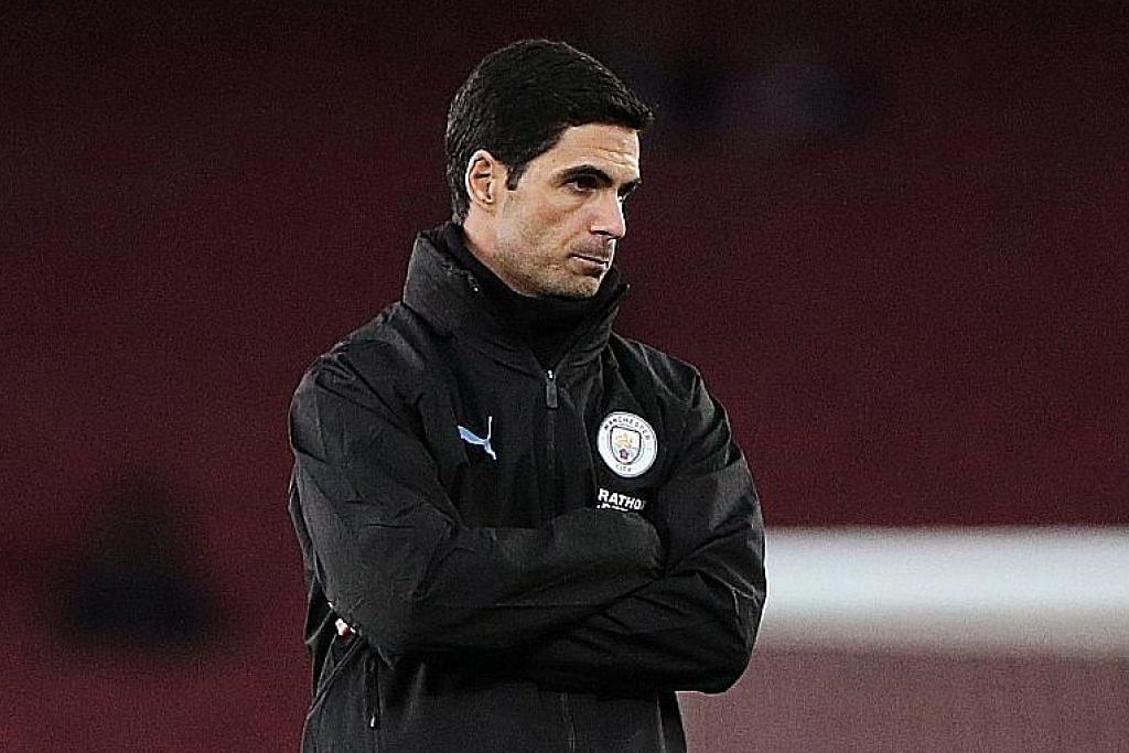 Arteta bakal jadi pengurus baru Arsenal?