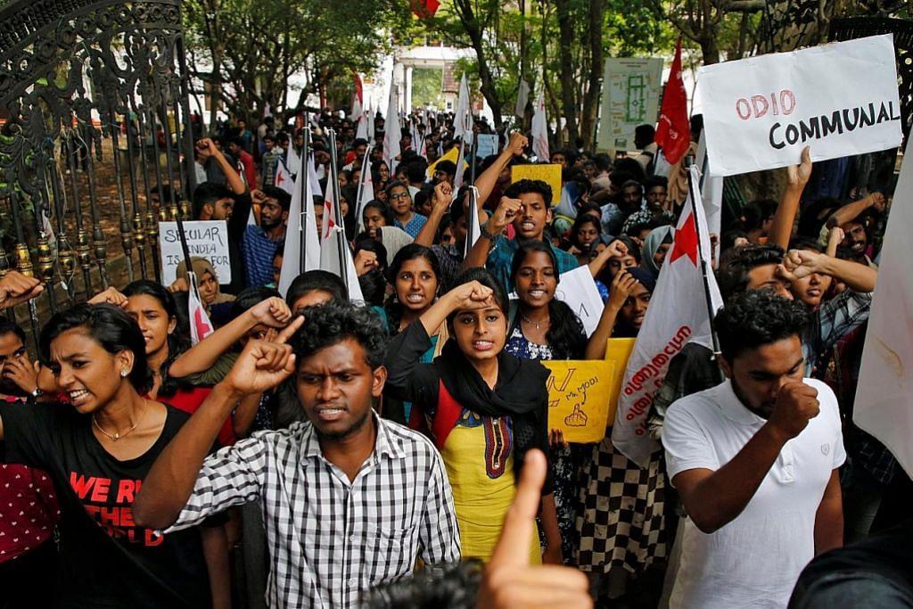Mahkamah India tangguh dengar petisyen cabar dasar kerakyatan baru