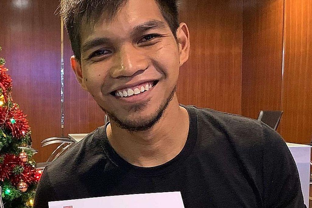 BOLA SEPAK SETEMPAT Izwan tanda tangan kontrak setahun dengan kelab Thai