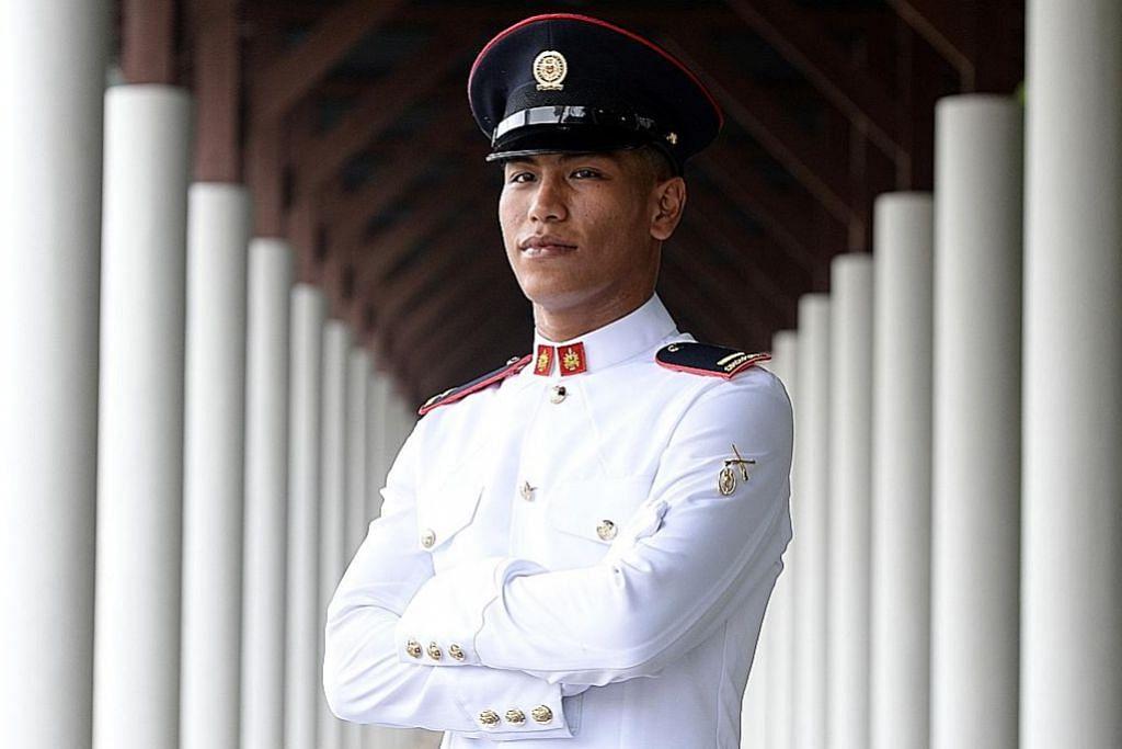 Leftenan Muda (2LT) Khadri Joffery