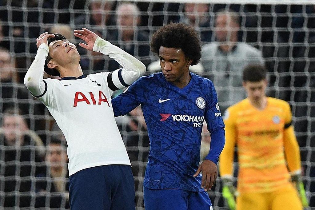 Mourinho akui Chelsea lebih baik daripada Tottenham