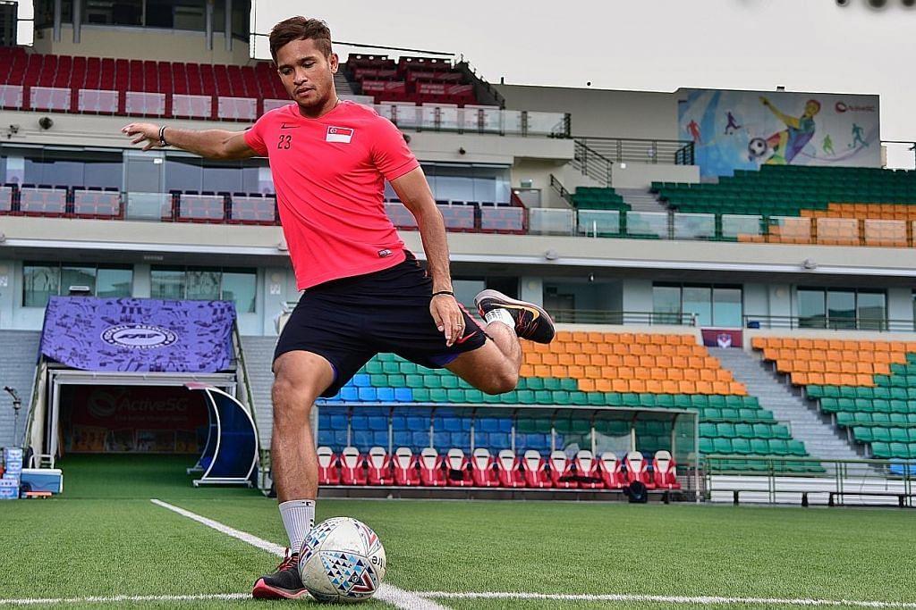 Zulfahmi Arifin kembali beraksi di liga Thai