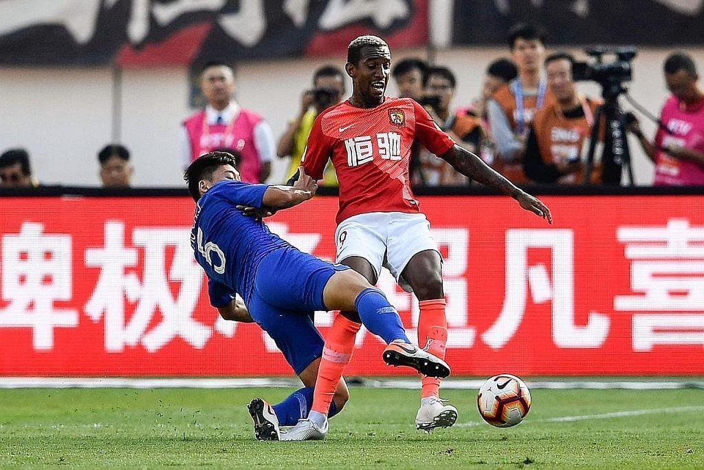 China sekat perbelanjaan kelab bola mulai 2020