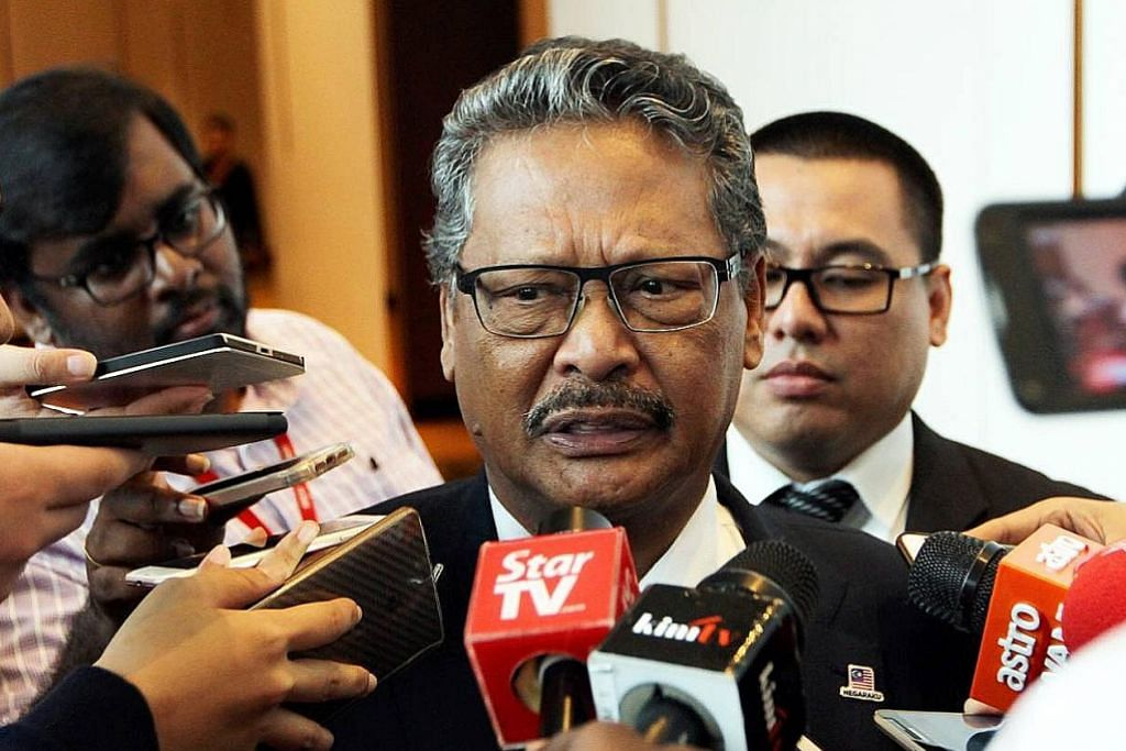 Apandi undur jadi pengerusi lembaga disiplin Umno