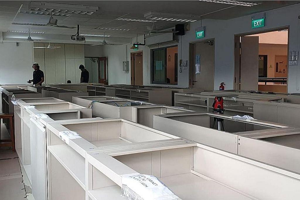 Madrasah Al-Maarif giat kumpul dana projek makmal sains, pustaka