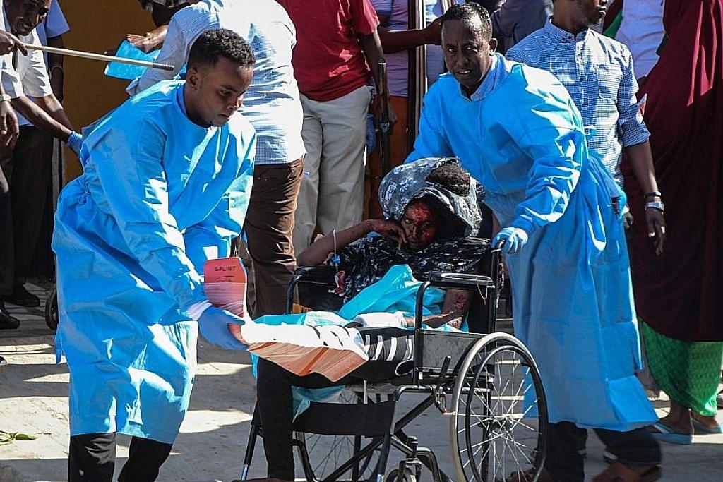 PBB kutuk serangan pengganas di Somalia yang bunuh sekitar 90 orang