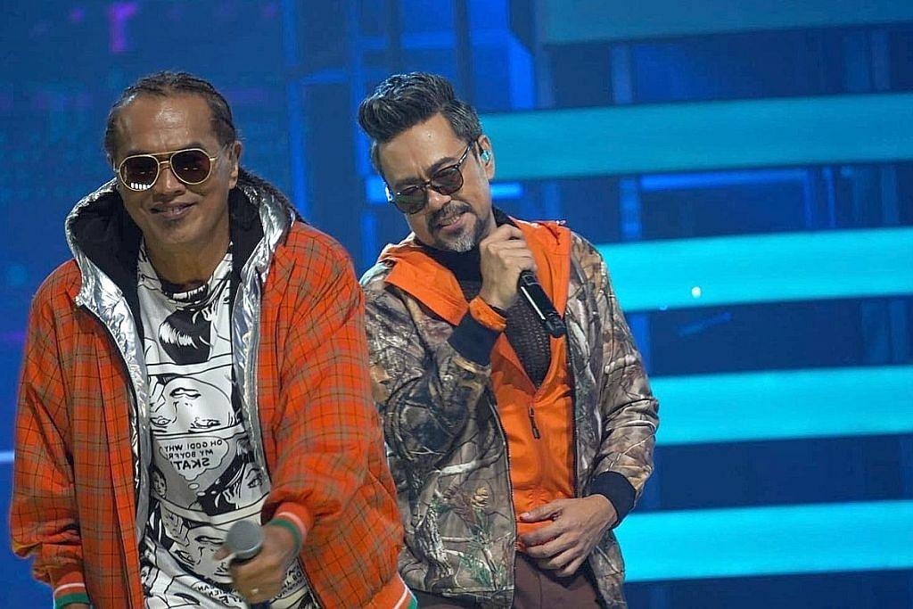 BUAL LEGENDA Isteri bakar semangat Jatt gagahi cabaran lagu 'rap'