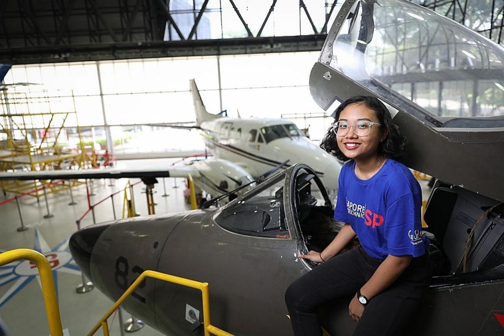 Setapak lebih dekat capai impian jadi jurutera pesawat