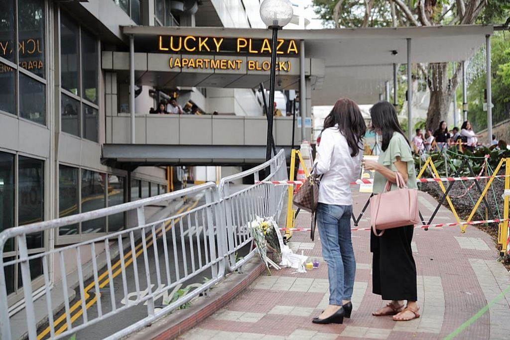 KEMALANGAN KERETA DI LUCKY PLAZA Keluarga mangsa syak kejadian buruk
