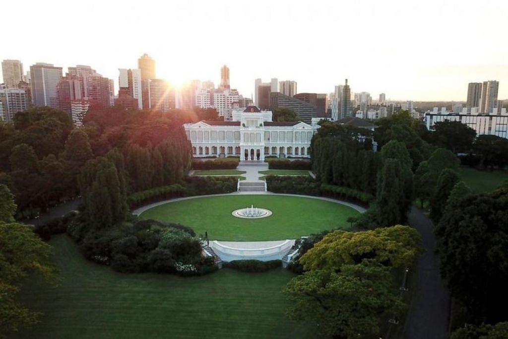 Five Istana open house days slated for 2020