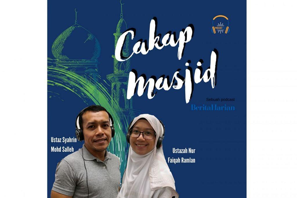 Apabila asatizah 'masuk penjara' – Bersama Ustaz Syahrin Mohd Salleh dan Ustazah Nur Faiqah Ramlan