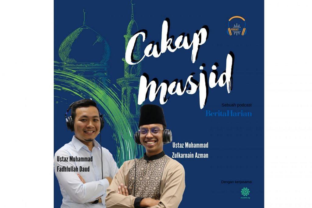 Solat '2 dalam 1' – Bersama Ustaz Muhammad Fadhlullah Daud dan Ustaz Muhammad Zulkarnain Azman