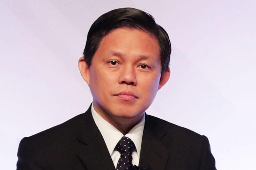 ''Kami memburu pertumbuhan (ekonomi) bukan semata-mata kerana inginkan pertumbuhan itu. Kami memburu pertumbuhan demi mempertingkat kehidupan warga Singapura.''  - Menteri Perdagangan dan Perusahaan Encik Chan Chun Sing.