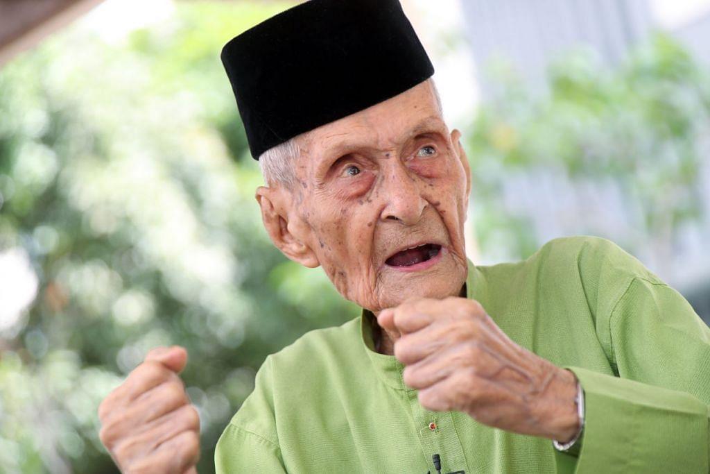 Encik Yusof Bin Mohammad, 98 tahun singkap zaman lama