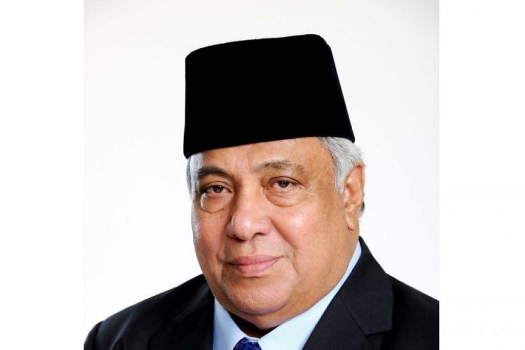 Ustaz Ali Mohamed Pengerusi Masjid Khadijah, Pengerusi Bersama Kumpulan Pemulihan Keagamaan (RRG)