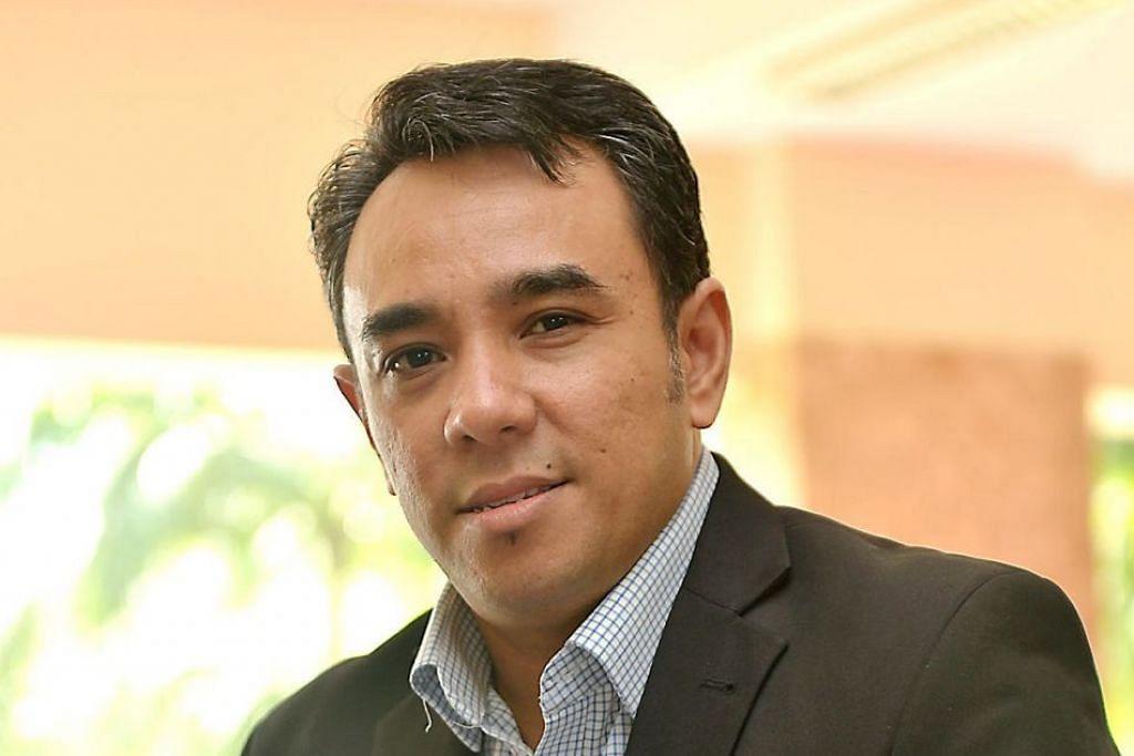 Ustaz Dr Mohamed Ali.