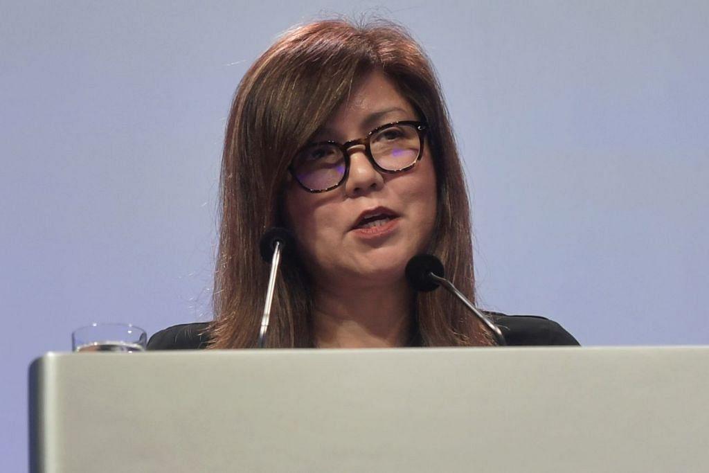 Timbalan Editor Eksekutif South China Morning Post, Cik Zuraidah Ibrahim.