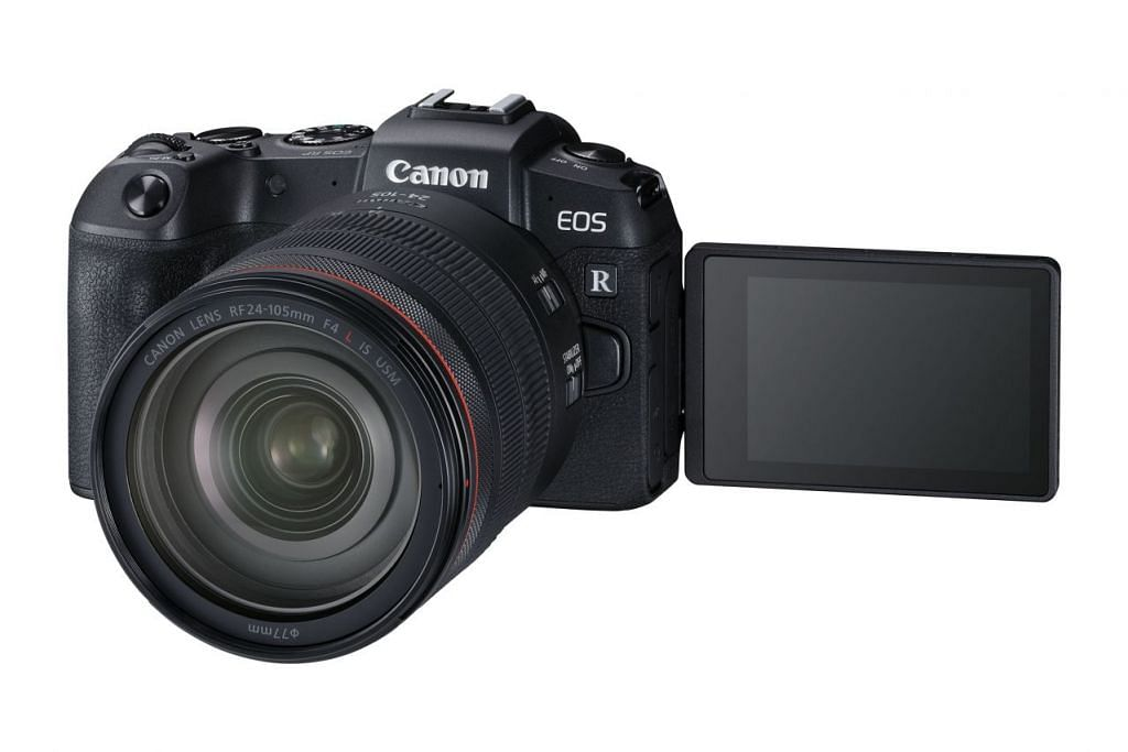 Kamera mirrorless (tanpa cermin ) EOS RP.