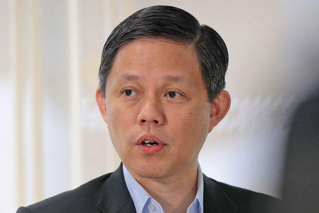 """Sedang perdagangan berubah dek digitalisasi, penting bagi kami membangun bentuk baru dalam hubungan rentas sempadan untuk mencipta peluang bagi perniagaan kami untuk berkembang maju dalam ekonomi digital.""  – Menteri Perdagangan dan Perusahaan, Encik Chan Chun Sing."