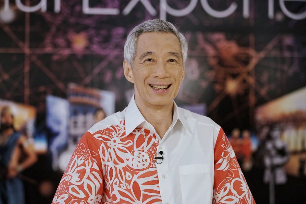 Perdana Menteri, Encik Lee Hsien Loong