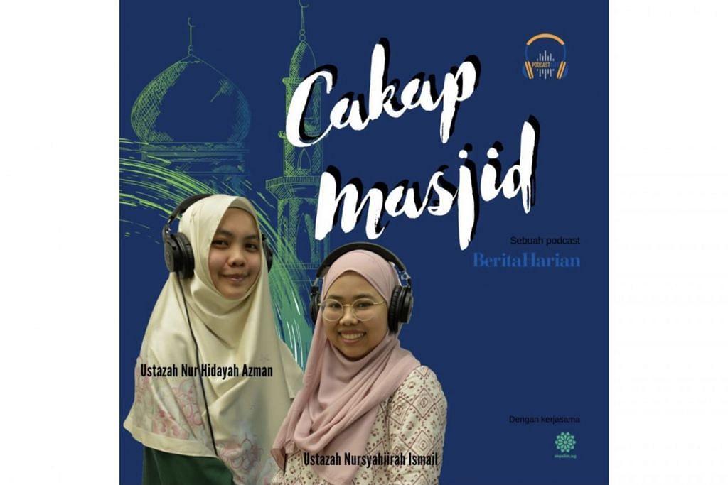 'Cakap masjid': Dah cukup 'hijau' ke kita? Bersama Ustazah Nur Hidayah Azman dan Ustazah Nursyahiirah Ismail
