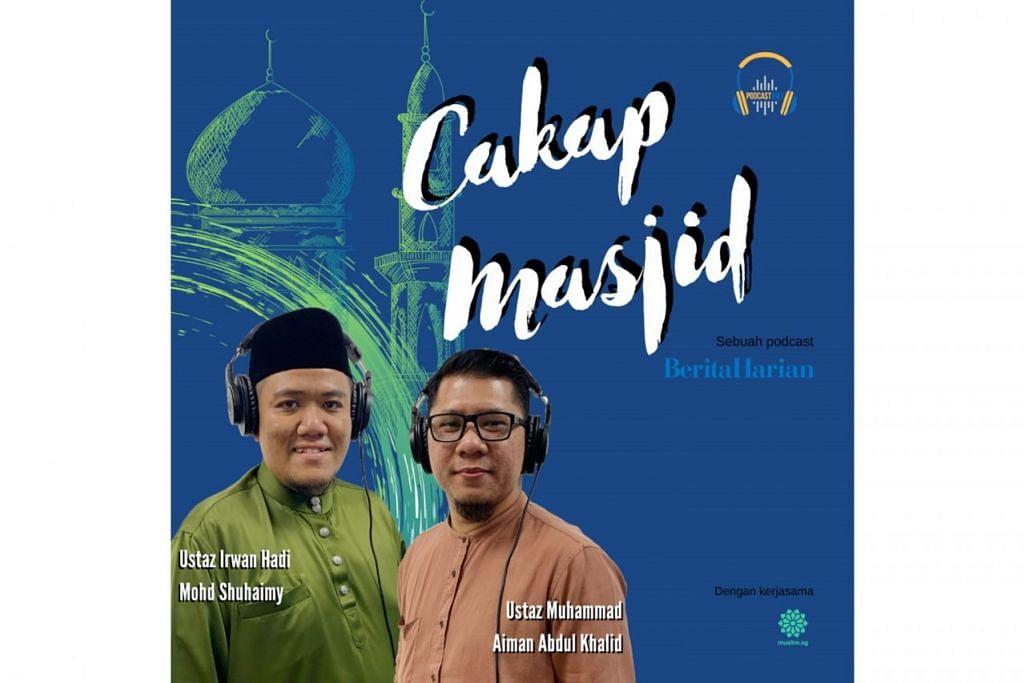 'Cakap Masjid': 'Kahwin Rojak' Bersama Ustaz Irwan Hadi Mohd Shuhaimy dan Ustaz Muhammad Aiman Abdul Khalid