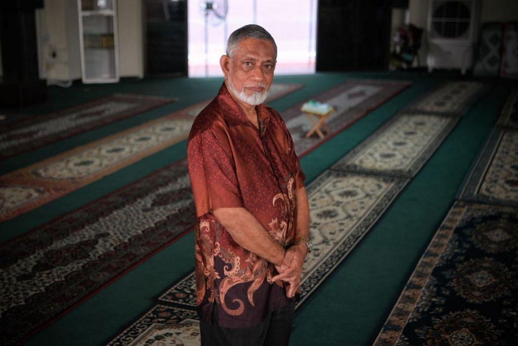 Mantan Presiden Persatuan Muhammadiyah, Ustaz Sheikh Hussain Sheikh Yacob