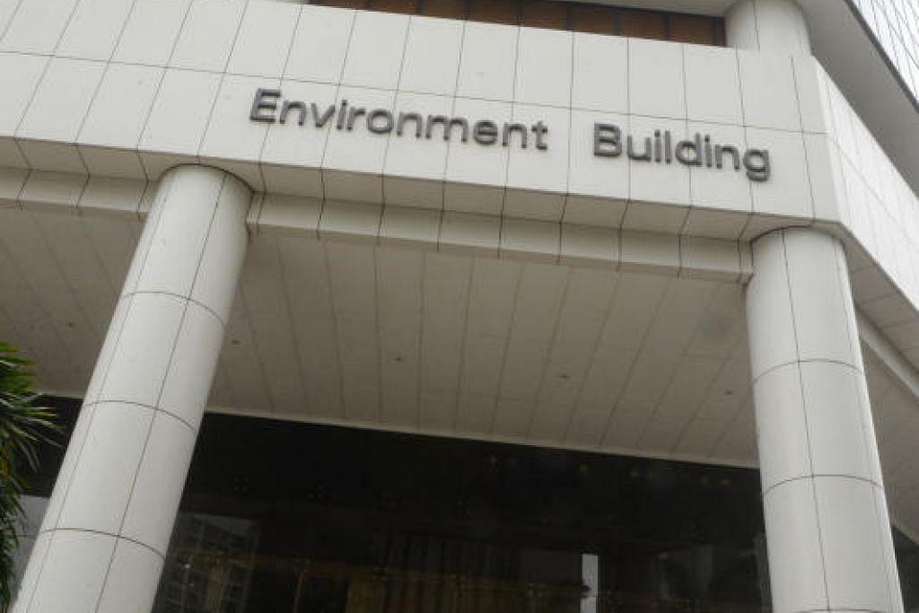 Bangunan Sekitaran, yang terletak di Scotts Road, menempatkan beberapa agensi termasuk pejabatKementerian Sekitaran dan Sumber Air (MEWR), AgensiSekitaran Kebangsaan (NEA)dan agensi air negara PUB.
