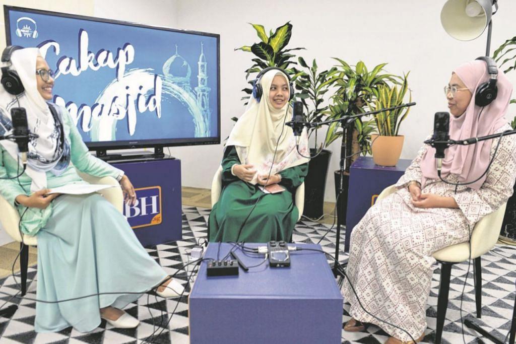 'Cakap Masjid'