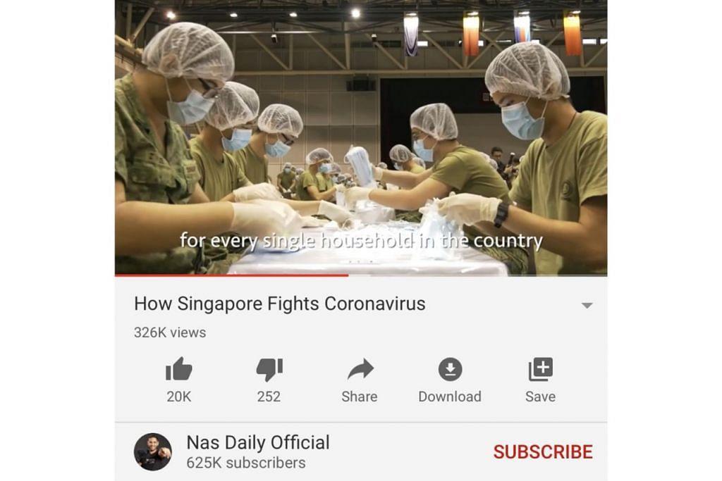 'Vlog' dari Nas Daily