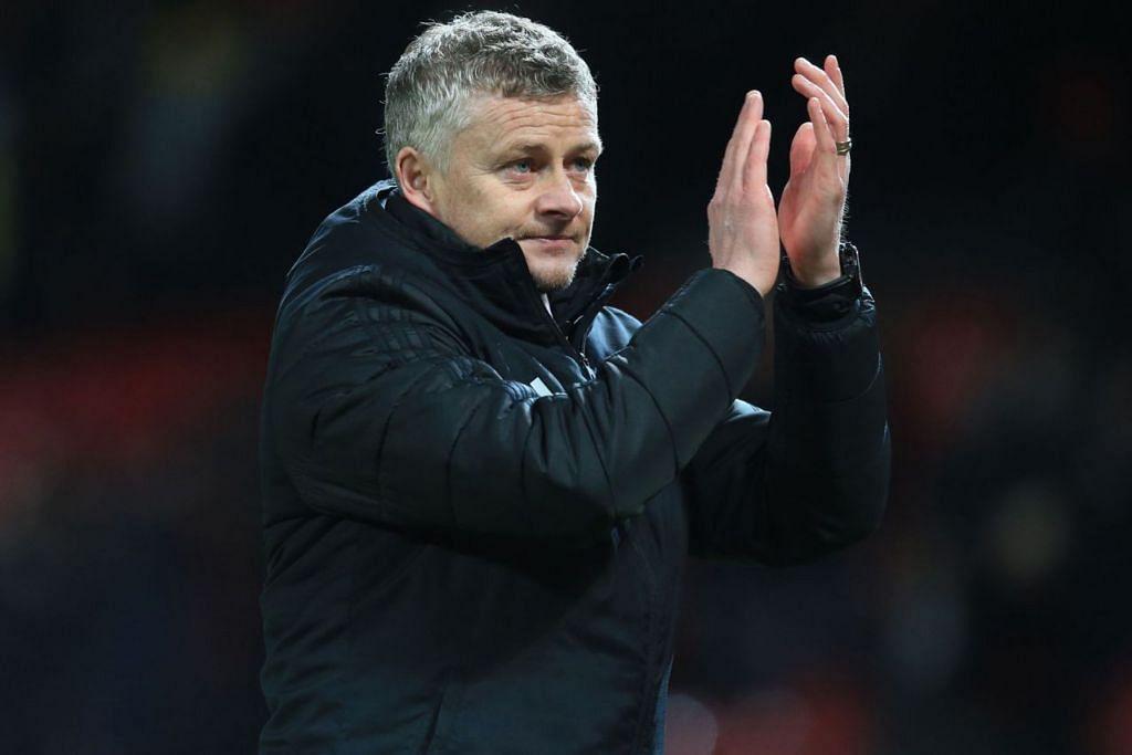 YAKIN PASUKAN LEBIH BAIK: Solskjaer berkata beliau telah membawa United kembali ke landasan yang akan membawa kemenangan. - Foto AFP