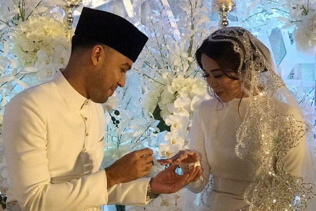 Emma Maembong nikahi juruterbang