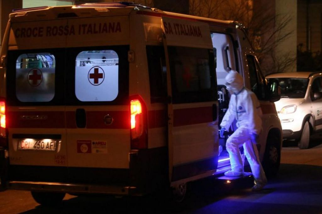 First European dies from coronavirus in Italy