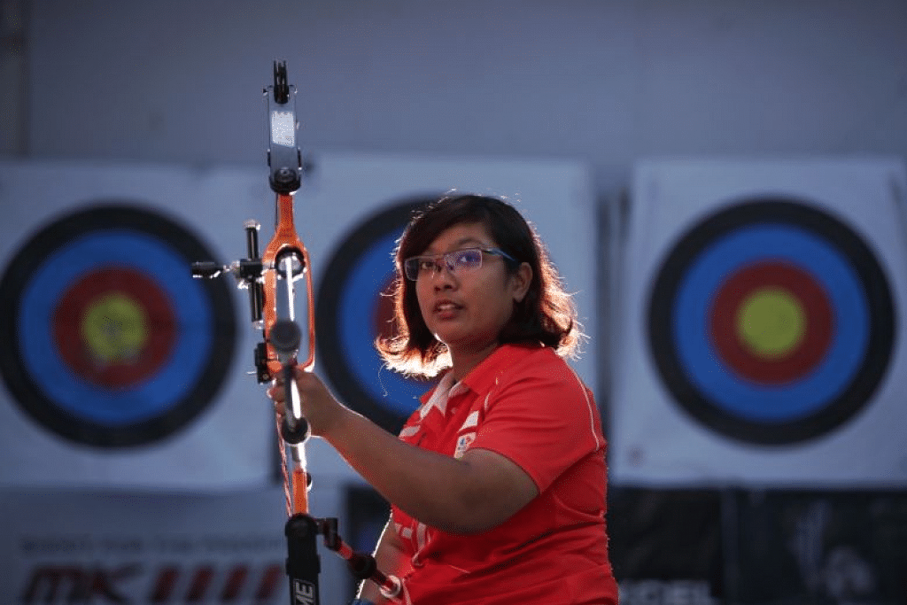 Para sports: Syahidah Alim bags gold at the Fazza Para ArcheryWorld Ranking Tournament