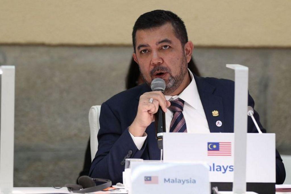 Datuk Marzuki Yahya berkata bahawa keputusan untuk keluar daripada Pakatan Harapan adalah sebulat suara oleh anggota Majlis Tertinggi Bersatu.