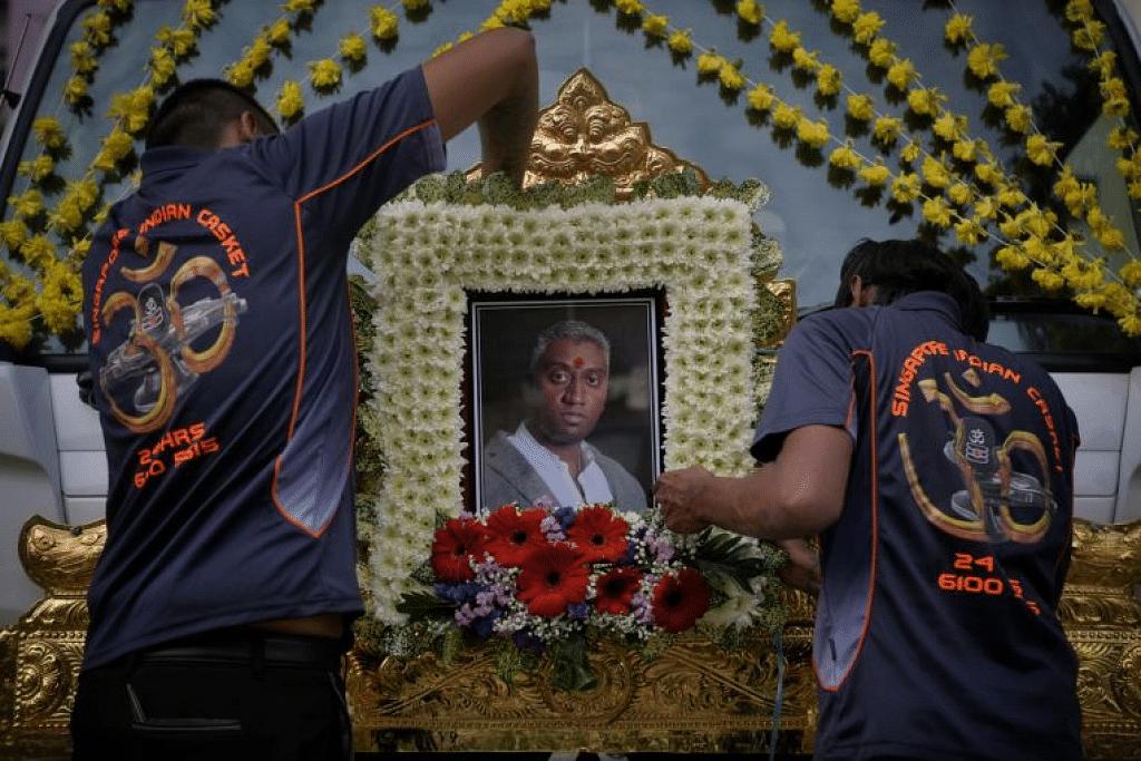 Atlit bina badan Encik Pradip Subramanian telah menjalani pemeriksaan kesihatan sebelum pertarungan dan didapati cergas untuk bersaing. - Foto fail