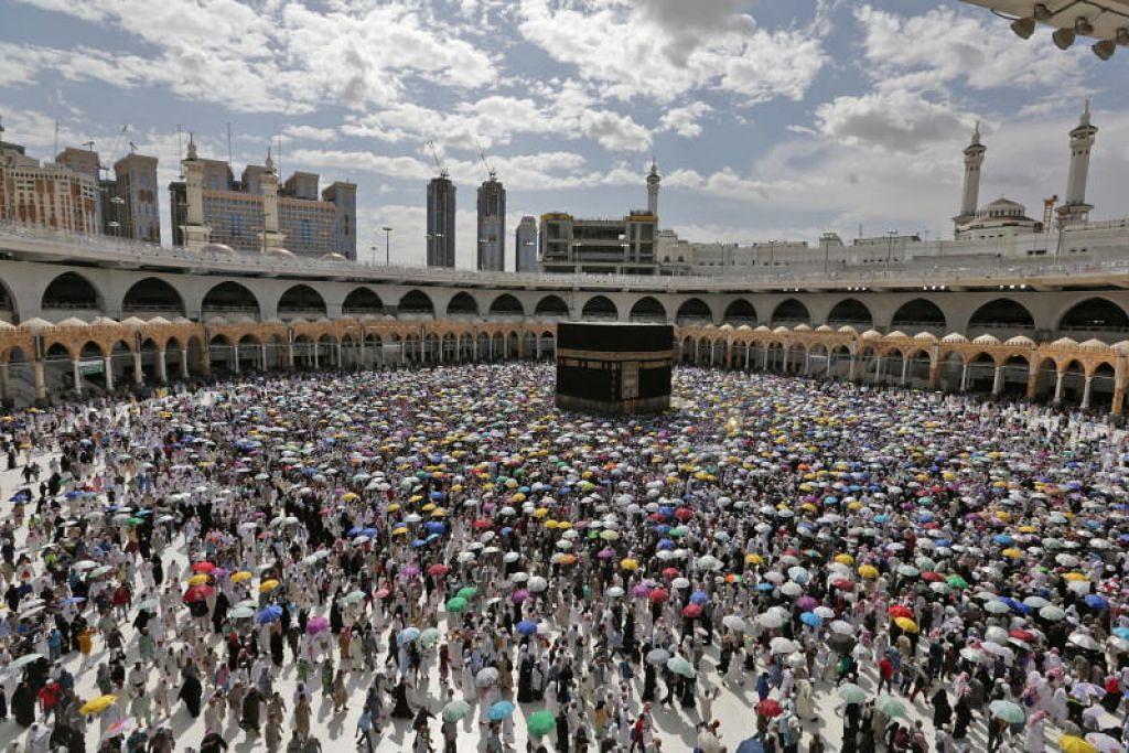 Kerajaan Arab Saudi berkata langkah penggantungan itu adalah sementara, dan tertakluk kepada penilaian pihak berkuasa.