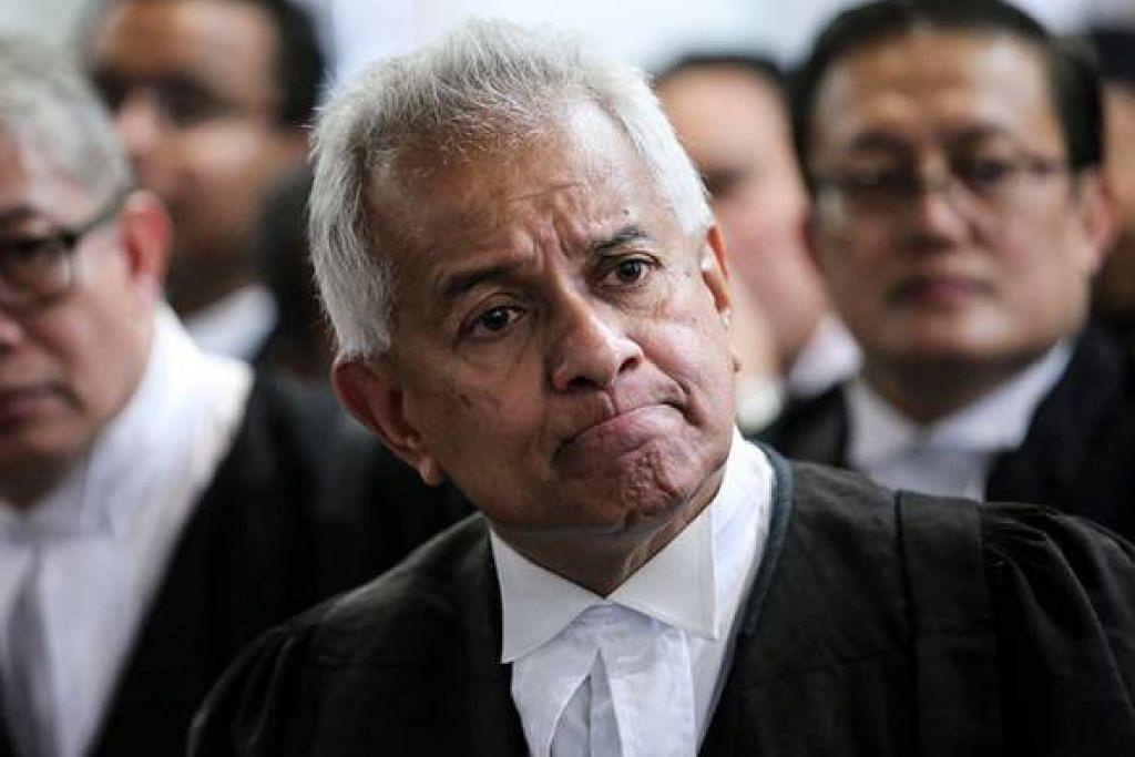 Tan Sri Tommy Thomas dilaporkan meletak jawatan sebagai Peguam Negara berkuatkuasa serta merta.