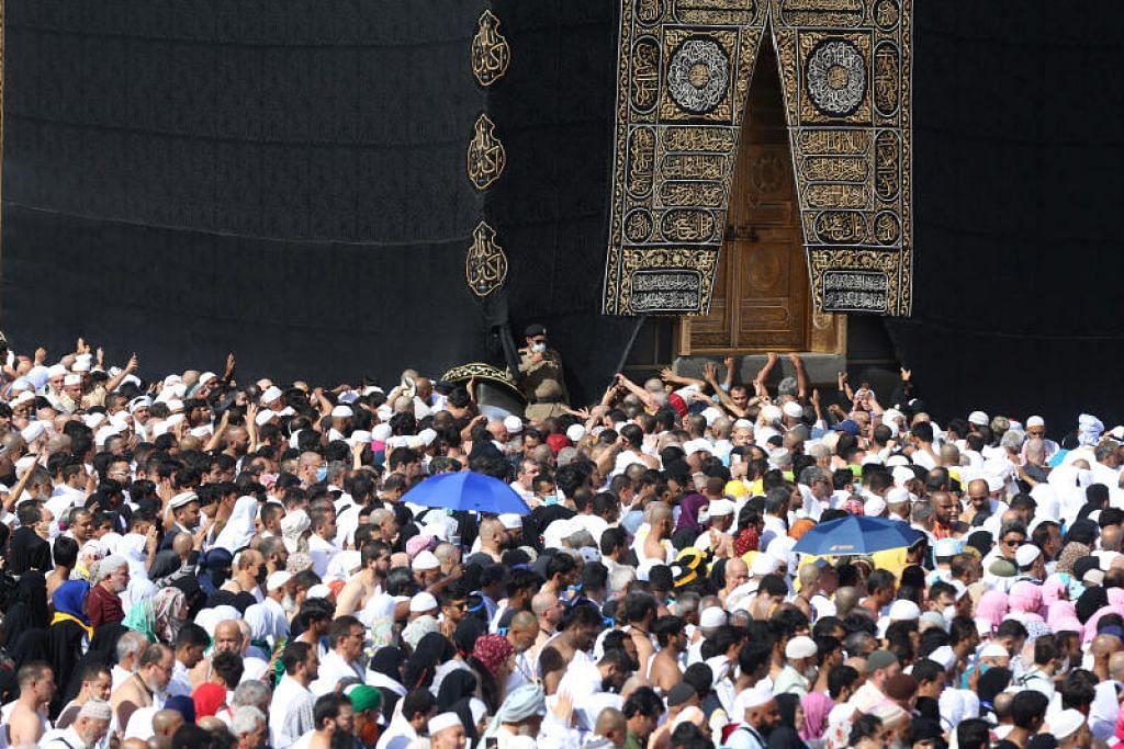 Langkah sementara itu bertujuan melindungi penduduk Arab Saudi dan jemaah yang ingin melakukan Umrah atau menziarahi Masjid Nabawi di Madinah.