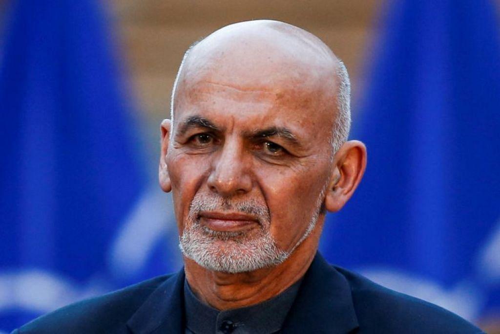 Presiden Ashraf Ghani menekankan pembebasan 5,000 tahanan Taleban tidak boleh menjadi pra syarat bagi rundingan dengan kumpulan militan itu.