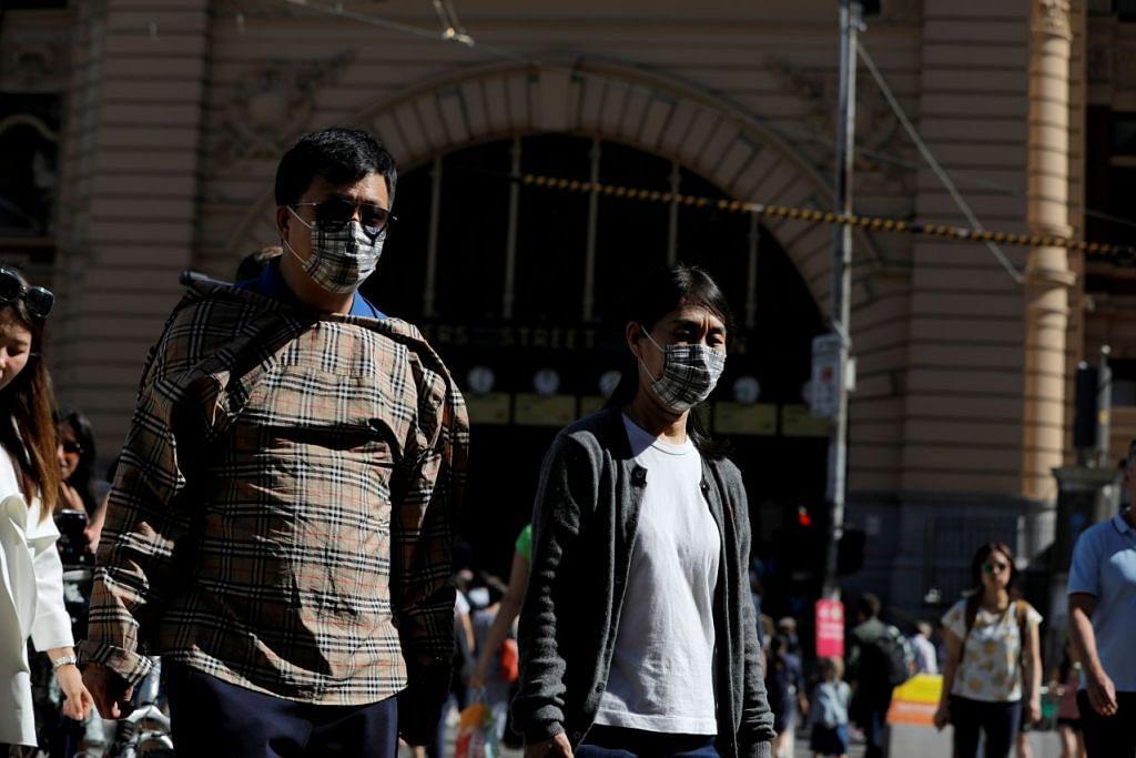Pemerintah negeri telah mengatakan bahawa seorang wanita berusia 41 tahun telah diperiksa setelah abangnya pulang ke Australia dari Iran. - Foto: REUTERS