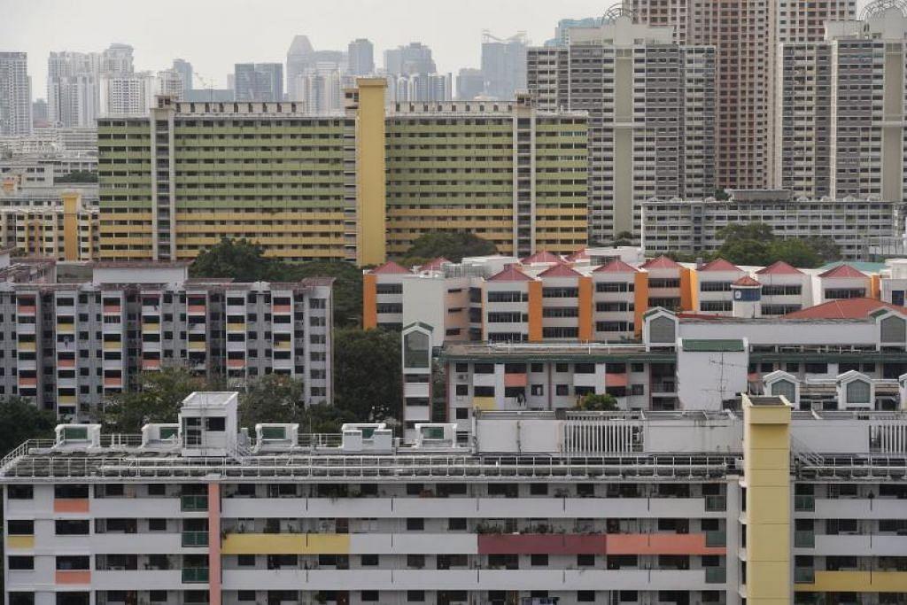 BTO DI ESTET MATANG: Sekitar 920 flat fleksi dua bilik, tiga bilik dan empat bilik akan ditawarkan di Toa Payoh Ridge, yang terletak di tapak antara stesen MRT Caldecott dan Braddell.