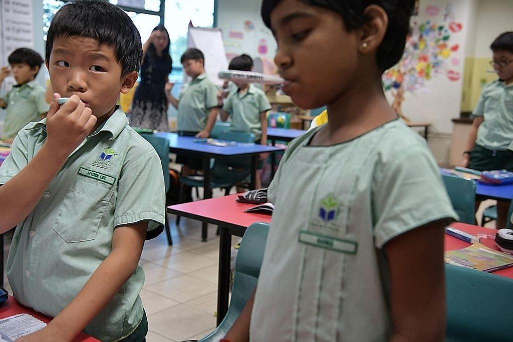 Rutin sekolah diubah tanpa ganggu pembelajaran