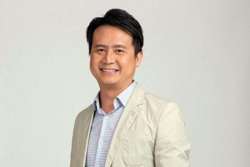 Encik Daren Tang, ketua Ipos menjadi warga Singapura pertama memegang jawatan kepimpinan dalam agensi di bawah Persatuan Bangsa-bangsa Bersatu (PBB). (above) is the head of Singapore's national intellectual property agency.